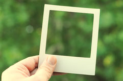 Naturel frame Royalty Free Stock Image