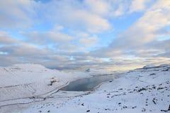 Naturen av Faroeen Island Royaltyfri Bild