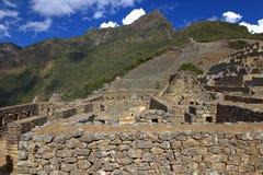 Naturen av Peru Arkivfoton