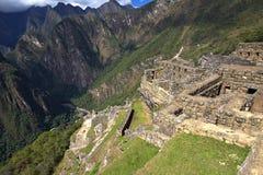 Naturen av Peru Royaltyfri Bild