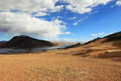 Naturen av Peru i Sydamerika Fotografering för Bildbyråer