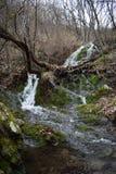Naturen parkerar blå ` vaggar ` - Bulgarien, Sliven Fotografering för Bildbyråer