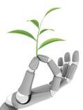 naturen sparar teknologi Arkivfoton