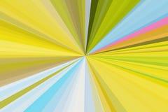 A natureza abstrata irradia o fundo Teste padrão colorido do feixe das listras Cores modernas da tendência da ilustração à moda imagens de stock royalty free