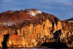 Natureza bonita de Rússia James fotografia de stock