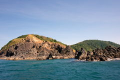 Natureza bonita de Tailândia imagens de stock