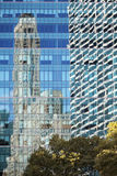 A natureza da cidade Imagens de Stock Royalty Free