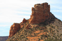 Natureza da paisagem - Sedona, o Arizona Imagens de Stock Royalty Free