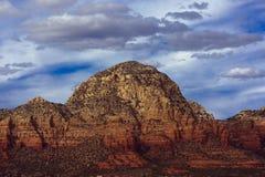 Natureza da paisagem - Sedona, o Arizona Imagens de Stock