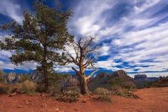 Natureza da paisagem - Sedona, o Arizona Fotografia de Stock Royalty Free