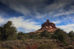 Natureza da paisagem - Sedona, o Arizona Foto de Stock Royalty Free