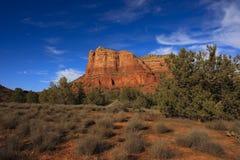 Natureza da paisagem - Sedona, o Arizona Fotografia de Stock