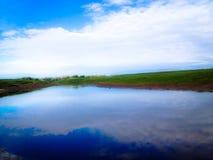 Natureza da vista Fotografia de Stock Royalty Free