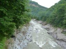 Natureza de Adygea Fotografia de Stock