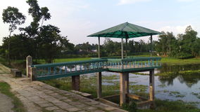 Natureza de Bangladesh Fotografia de Stock Royalty Free