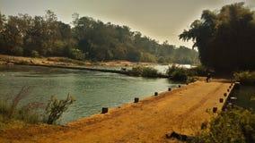Natureza de Bhor Fotografia de Stock Royalty Free