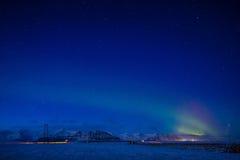 Natureza de Islândia Fotografia de Stock Royalty Free