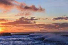 Natureza de Islândia Imagem de Stock Royalty Free