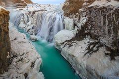 Natureza de Islândia Imagem de Stock