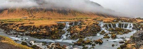 Natureza de Islândia Foto de Stock
