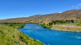 Natureza de Nova Zelândia Foto de Stock Royalty Free