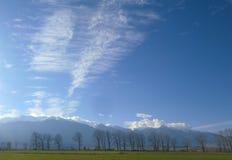 Natureza de Pirin Fotos de Stock