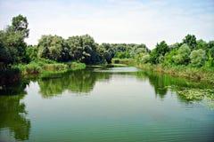 Natureza de Ucrânia Myrhorod imagens de stock