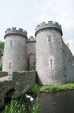 Natureza do castelo Imagens de Stock Royalty Free