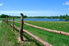 Natureza do país Fotos de Stock
