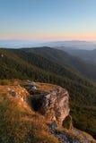 Natureza e montanha de Slovakia fotografia de stock royalty free