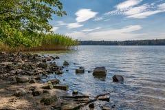 Natureza em Straussee Imagens de Stock Royalty Free