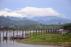 Natureza em Tailândia Imagens de Stock