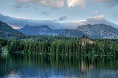 Natureza em Tatras Fotografia de Stock