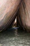 Natureza em Virgin Islands Imagem de Stock