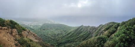 Natureza havaiana foto de stock royalty free