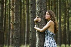 Natureza Loving Fotografia de Stock Royalty Free