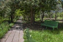 Natureza no obervatório de Byurakan Imagem de Stock Royalty Free