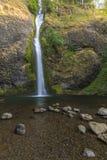 Natureza, paisagem, cachoeiras, Portland, Oregon, OU, EUA, curso imagem de stock royalty free