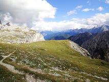 Natureza - paisagem da montanha Imagens de Stock