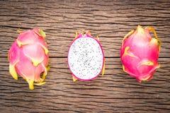 A natureza pode ser consideravelmente estranha às vezes, Dragão-fruto é nutritiou Imagens de Stock