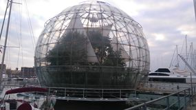 Natureza prendida Genebra Italia do jardim do barco Foto de Stock Royalty Free
