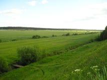 A natureza surpreendentemente bonita do russo norte Imagem de Stock Royalty Free