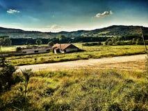 Natureza, Vaksevo, Bulgária, montanha Imagens de Stock Royalty Free