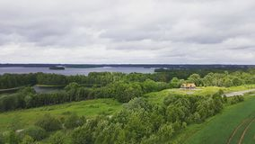 A natureza verde Imagens de Stock Royalty Free