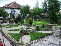 natureza verde do jardim bonita Fotografia de Stock Royalty Free