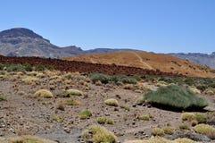 Natureza vulcânica Fotos de Stock Royalty Free