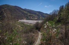 Naturförorening Arkivfoto