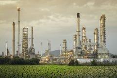 Naturgaslagringsbehållare royaltyfria bilder