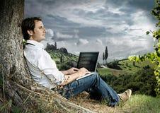 Naturgeschäft Lizenzfreies Stockfoto