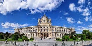 Naturgeschichtliches Museum, Wien, Österreich stockfotografie